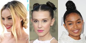 Top Knot Hairstyle Ideas