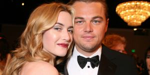 Kate Winslet And Leonardo DiCaprio | ELLE UK