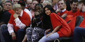 Travis Scott and Kylie Jenner | ELLE UK