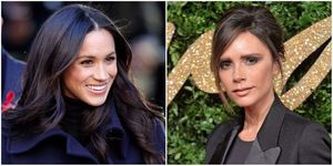 Meghan Markle and Victoria Beckham | ELLE UK