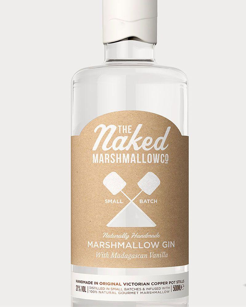 naked marshmallow gin