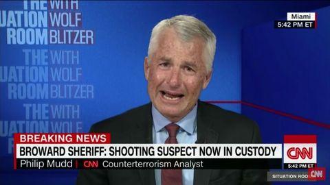 Philip Mudd CNN