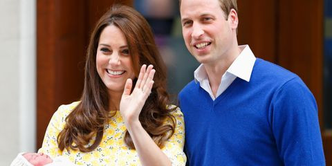 Kate Middleton Prince William   ELLE UK