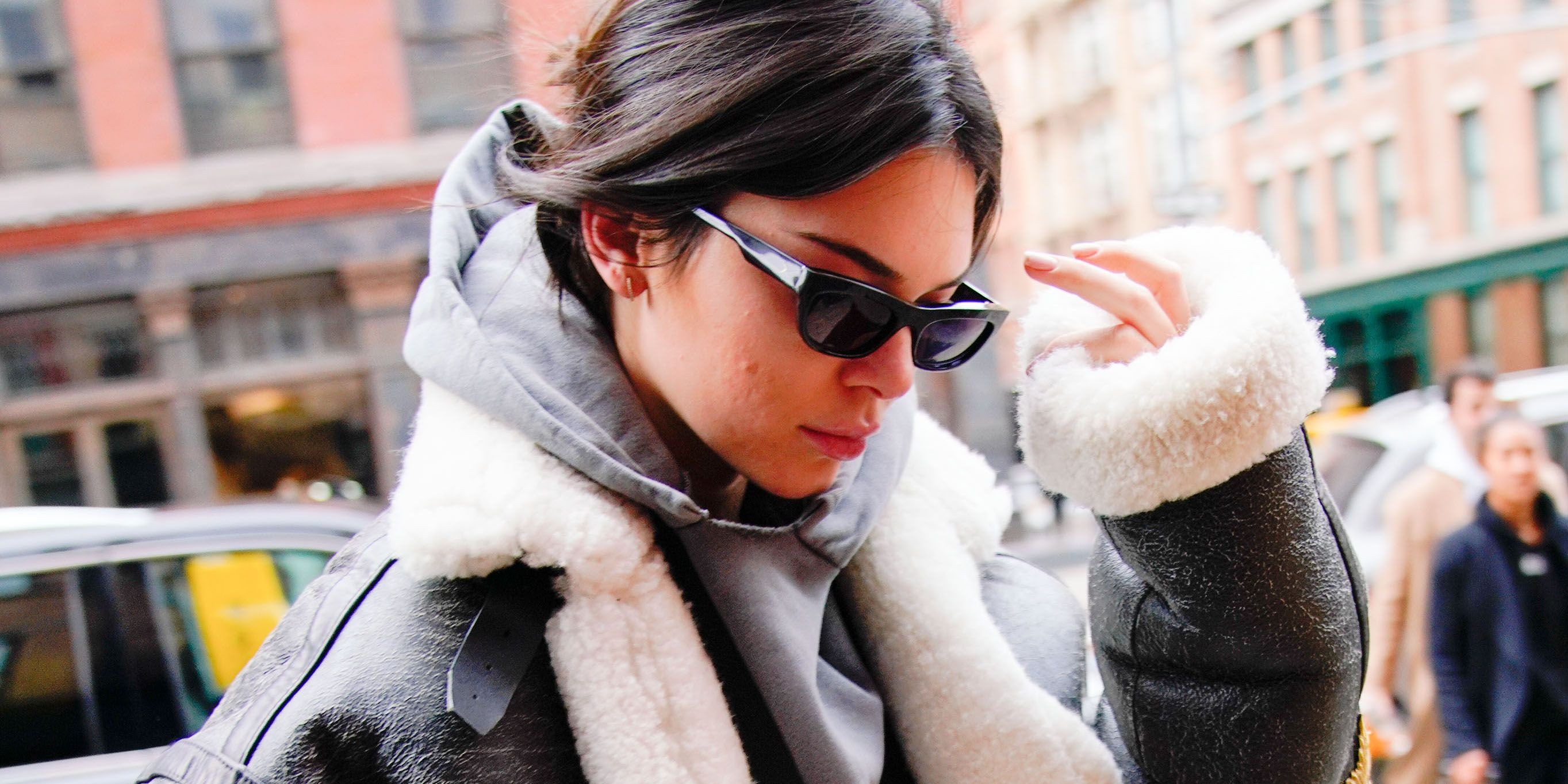 d140b6ca75a1 Kendall Jenner s Anxiety Might Stop Her From Walking The NYFW Shows