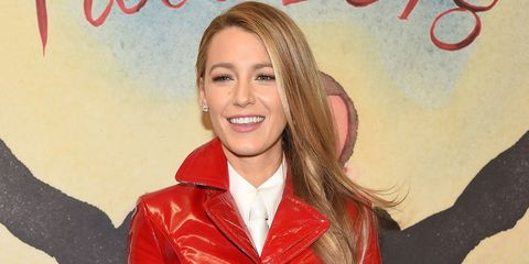 473edb50575 Blake Lively Shares Her Daughter s Cute Reaction To Her Short ...