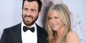Jennifer Aniston And Justin Theroux | ELLE UK
