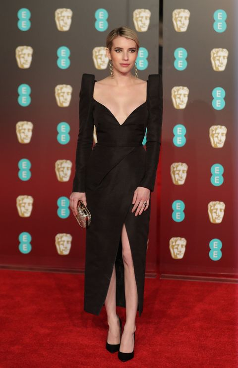BAFTAs 2018 red carpet