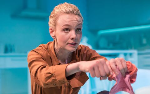 Carey Mulligan, Girls and Boys, Royal Court Theatre, London