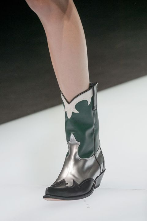 AW18 Cowboy Boots