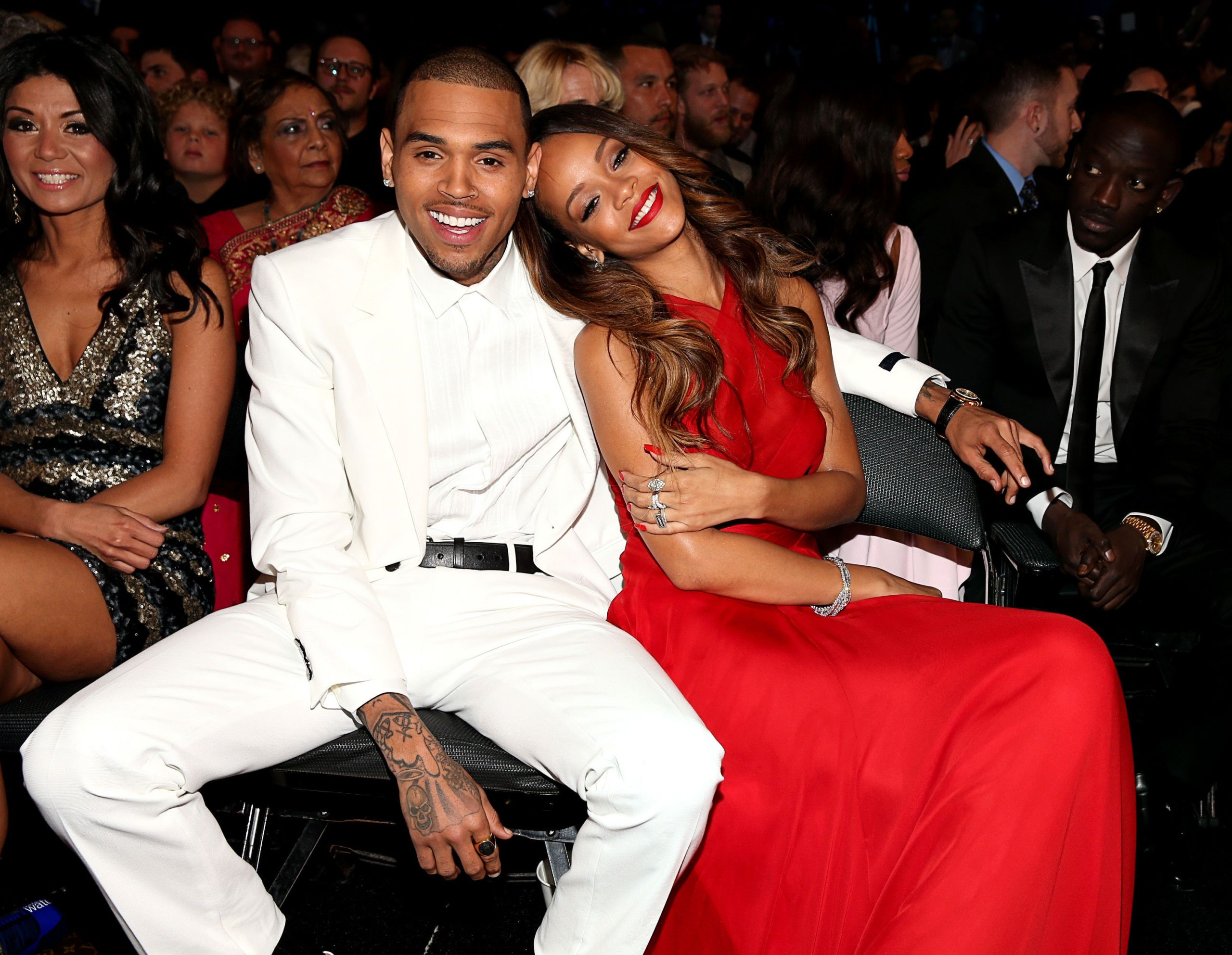 Rihanna ft chris brown dating