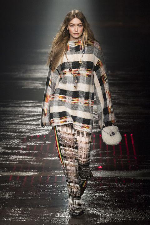 14dafd9ae97b Gigi Hadid Watch SS18: All Her Runway Appearances From NYFW to PFW