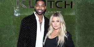 Tristan Thompson And Khloé Kardashian | ELLE UK