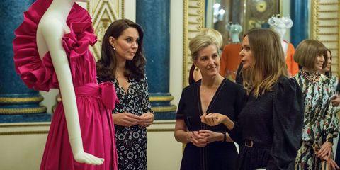 fashion buckingham palace kate middleton erdem dress