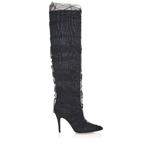 69f3adea3cb4 Off-White s Plastic Fantastic Jimmy Choo Collection Has Arrived