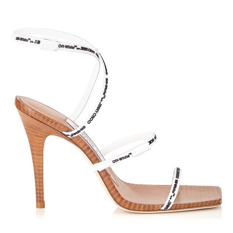 be2a1df660 Off-White's Plastic Fantastic Jimmy Choo Collection Has Arrived
