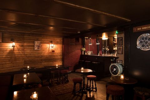 Horatio Street Social Club,  cocktail bar, east London