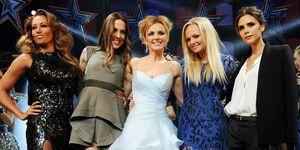 Spice Girls   ELLE UK