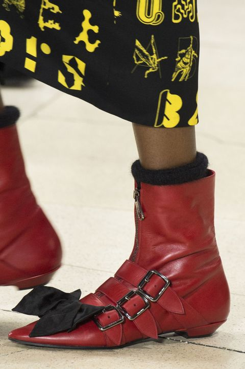best shoes Paris Fashion Week AW18