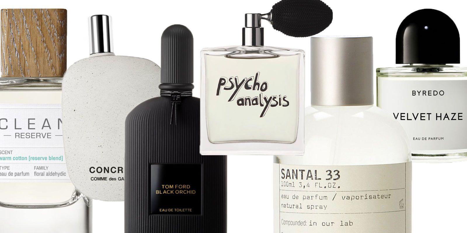 Top 10 unisex perfumes