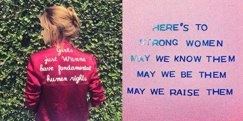 06bf7347b image.  emmawatson  poppydelevingneInstagram. International Women s Day ...