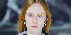 Louis Vuitton AW18 Eye Makeup