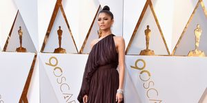 Zendaya Oscars 2018 red carpet