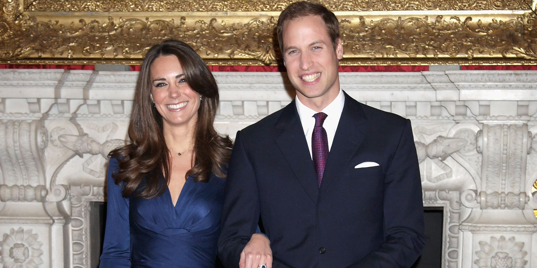 Kate Middletons Iconic Engagement Dress Is Now Super Affordable picture