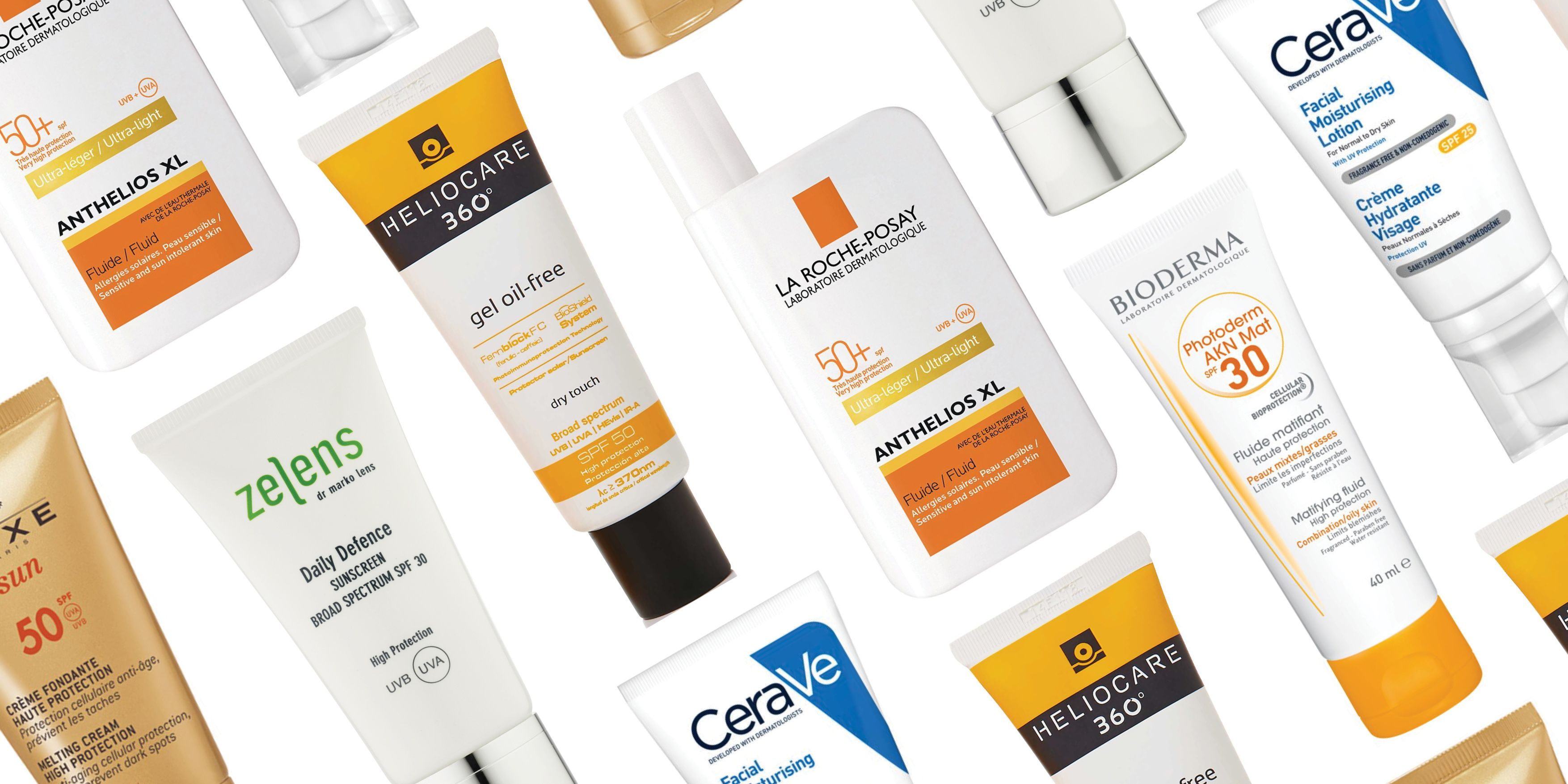 9 Of The Best Face Sun Creams For Acne Prone Skin Acnes Uv Tint Spf 35