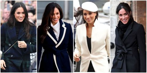 b2a764bacba Where To Buy Meghan Markle s Princess-Ready Wardrobe