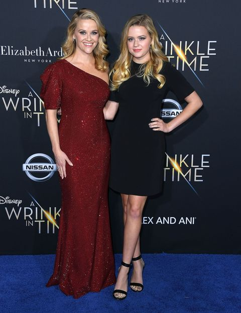 Reese Witherspoon And Daughter Ava Phillippe | LouisvuittonShop UK