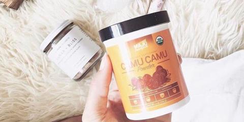 Camu Camu Skincare Benefits Vitamin C