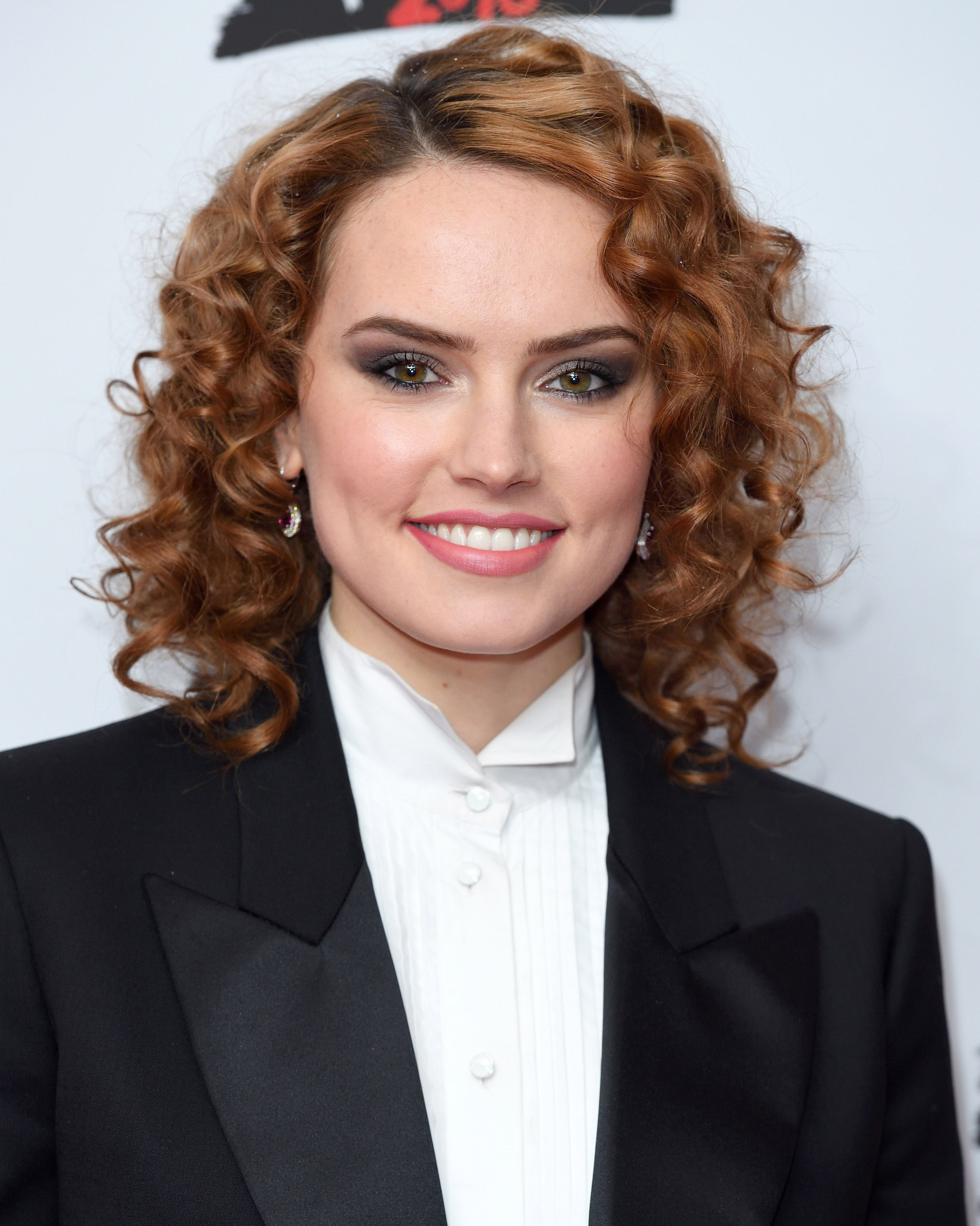 Daisy Ridley Red Hair