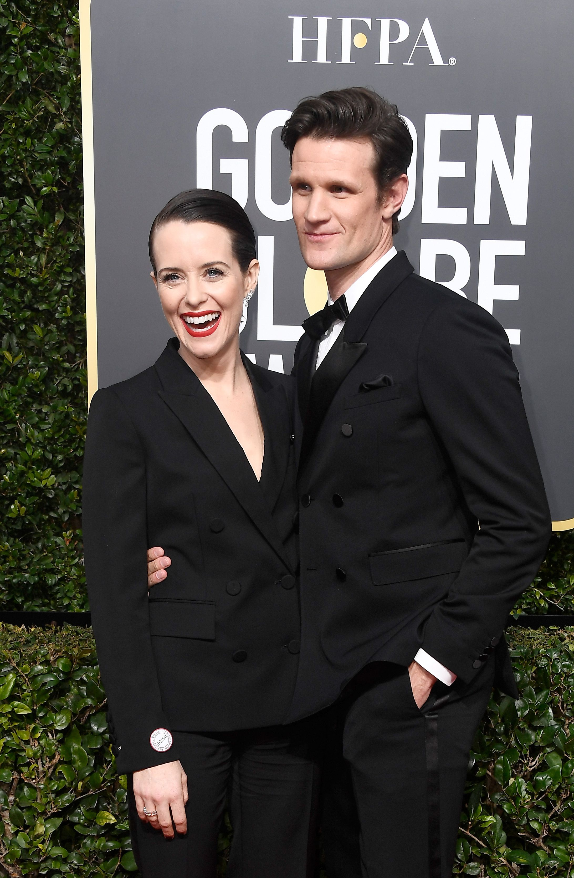 The Crown S Claire Foy And Matt Smith To Reunite For New Project