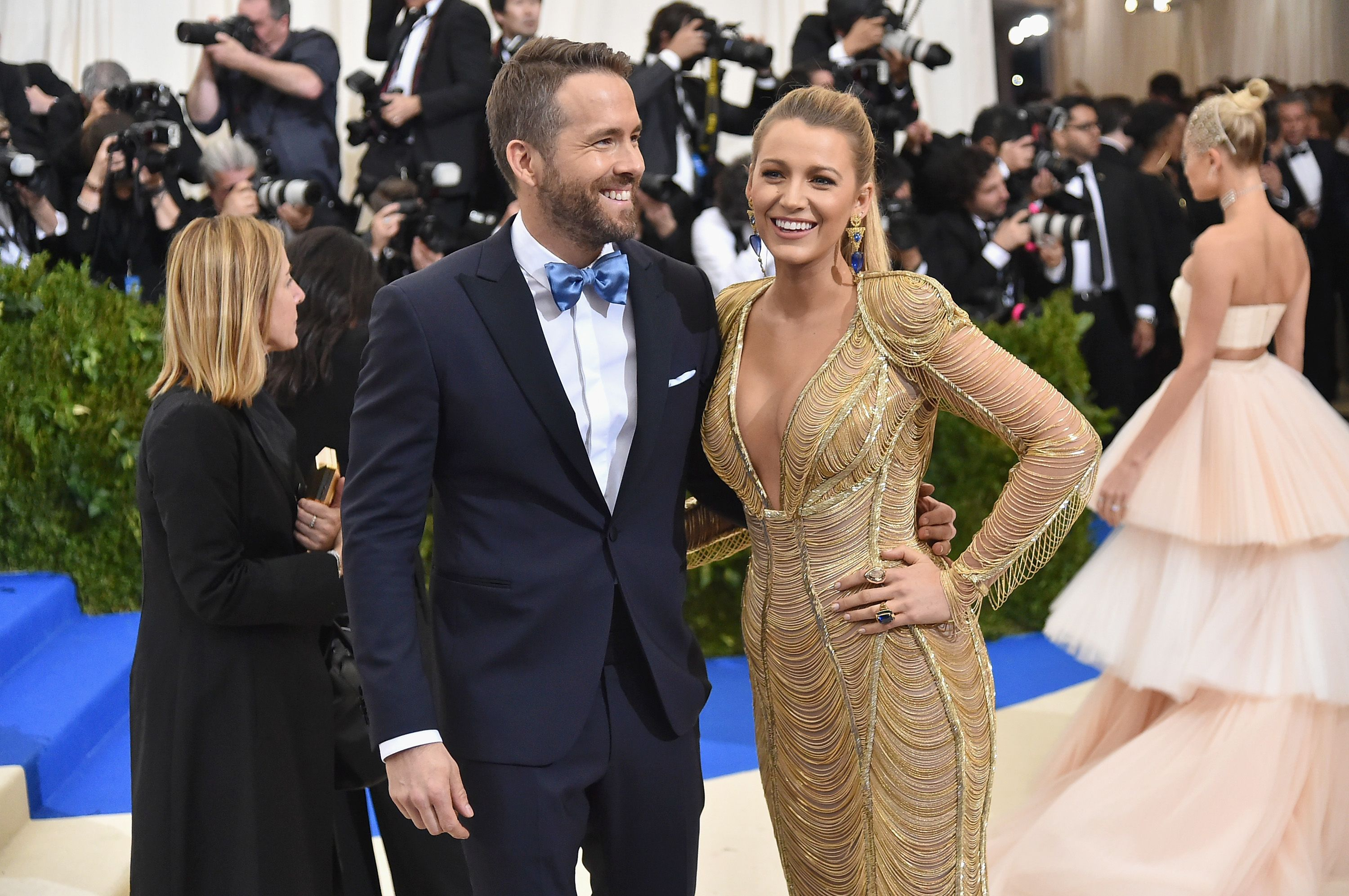 ¿Cuánto mide Blake Lively? - Real height 1521796906-gettyimages-678067886