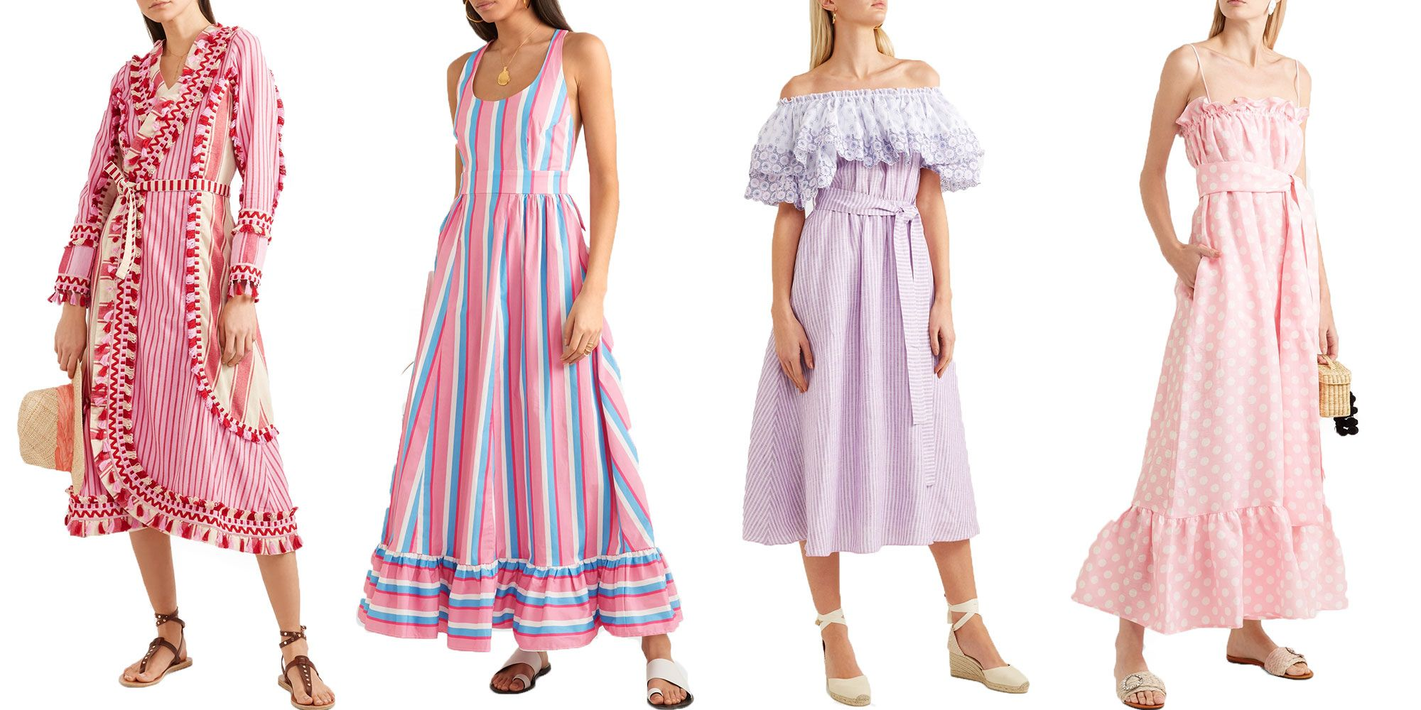 Resort Dresses To Take Your Holiday Wardrobe To The Next Level
