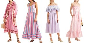 resort summer dresses - summer maxi dress