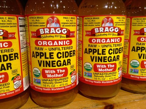 What's The Truth About Apple Cider Vinegar When It Comes to Weight Loss?