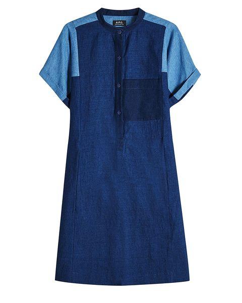 best denim dresses 2018