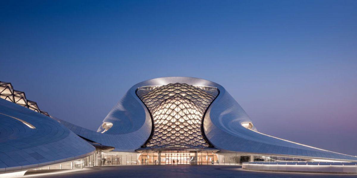 Citaten Uit Star Wars : Dit chinese operahuis is ontsnapt uit star wars