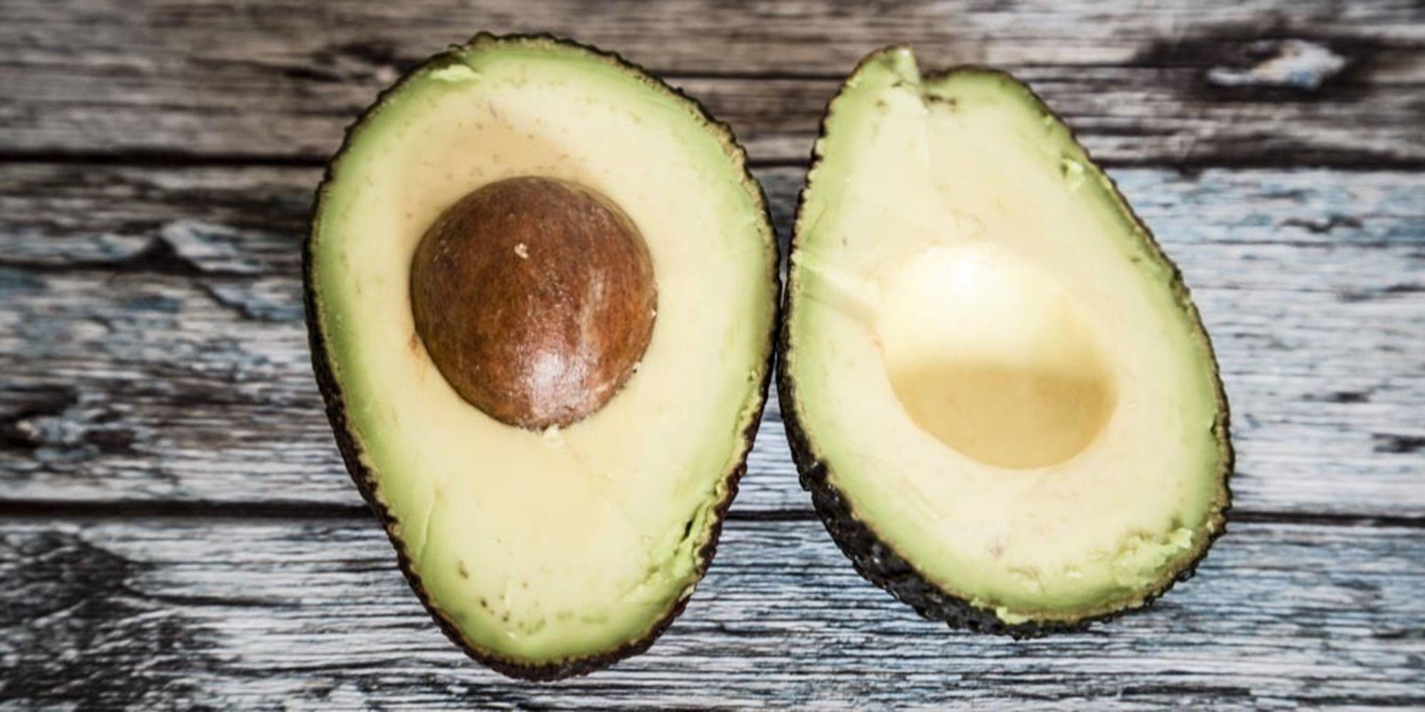 hoe avocado eten