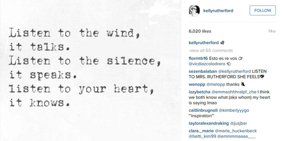 Elle Test Inspirational Quotes Deel 1 Luisteren Naar De Wind