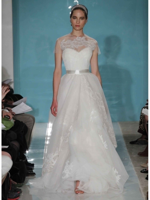 Outstanding Reem Acra Wedding Gown Ideas - All Wedding Dresses ...