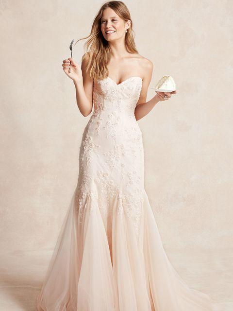 Voorkeur Dit zijn de mooiste alternatieven voor een witte bruidsjurk @WV55