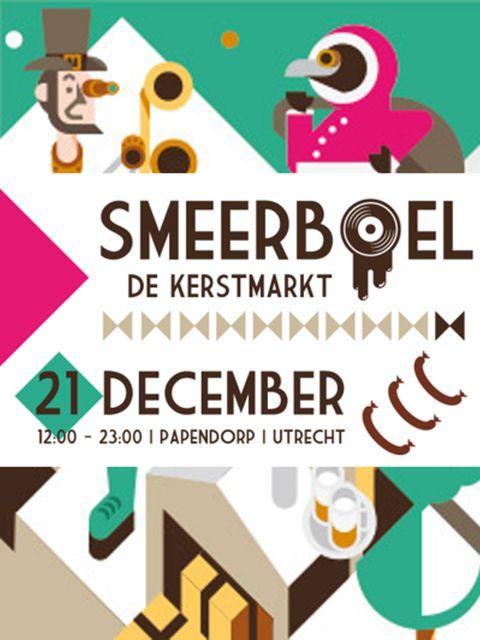 Kersttrui Utrecht.Festivaltip Smeerboel Kerstmarkt