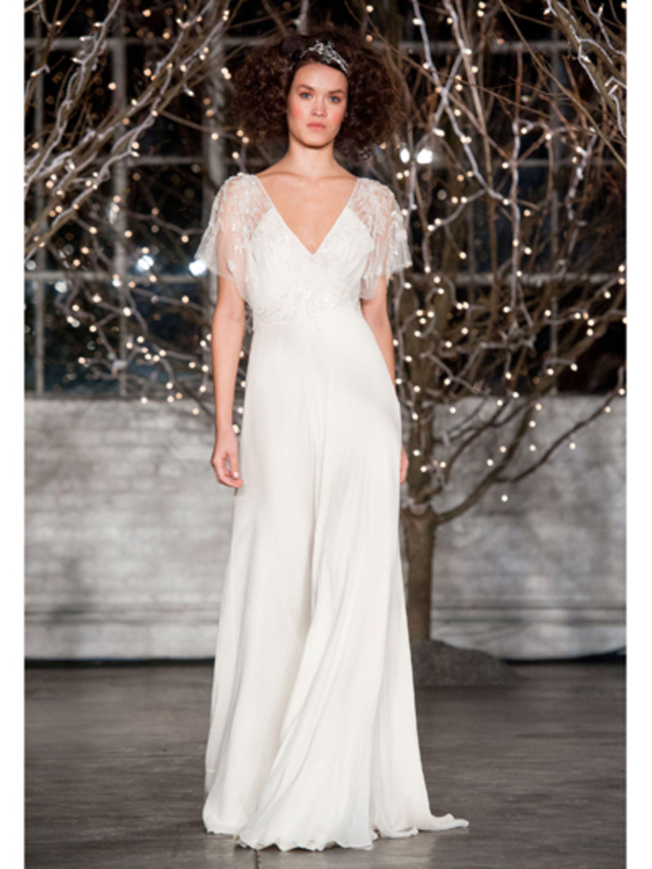 Bovenstuk Trouwjurk.Ja Ik Wil De 20 Mooiste Trouwjurken Van Bridal Fashion Week