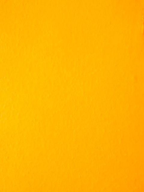 Yellow, Orange, Paint roller, Wall, Paint,