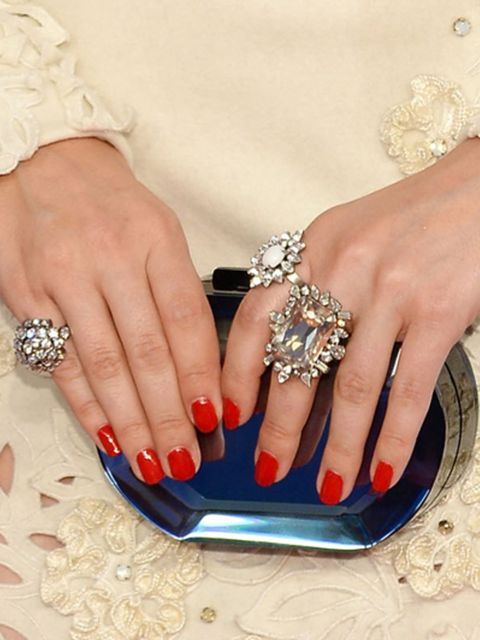 Blue, Finger, Nail, Style, Nail care, Nail polish, Fashion accessory, Fashion, Metal, Manicure,