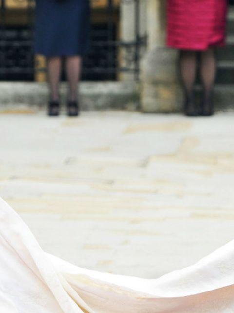 Designer Trouwjurk.Is Kate Middletons Trouwjurk Van Alexander Mcqueen Gejat Van Een