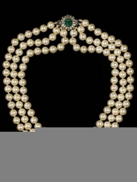 085e3892acc Te-koop-Jackie-O-s-juwelen. Parelketting van Jackie Kennedy