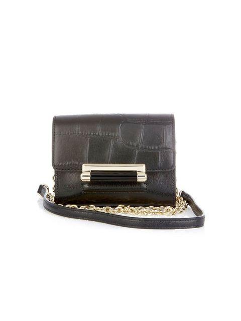 Rectangle, Wallet, Beige, Tan, Leather, Bronze,